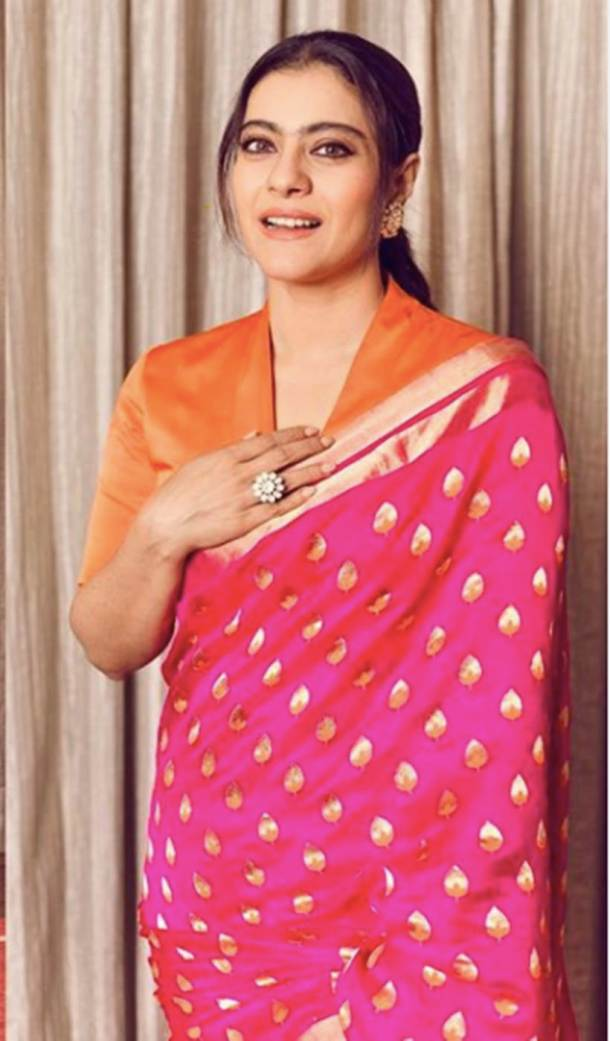 deepika padukone, kajol, rani mukerji, madhuri dixit, raw mango saris, indian express, indian express news