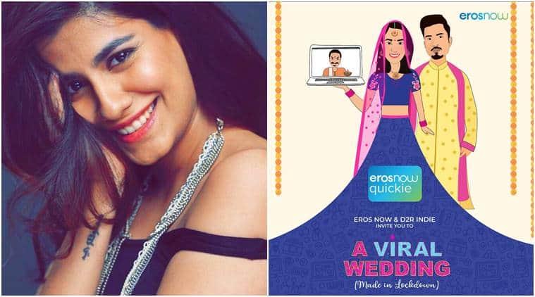 Shreya Dhanwanthary on A Viral wedding