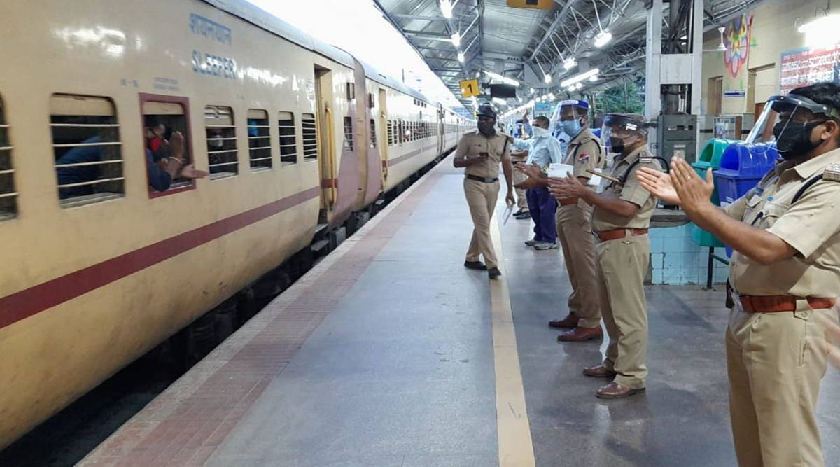 How To Book Train Tickets Via Irctc Website App For Trains Running From June 1 2020 Technology News The Indian Express