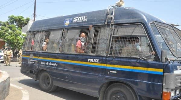 Surat Police, Surat Migrant Worker, Hazira Industrial Belt