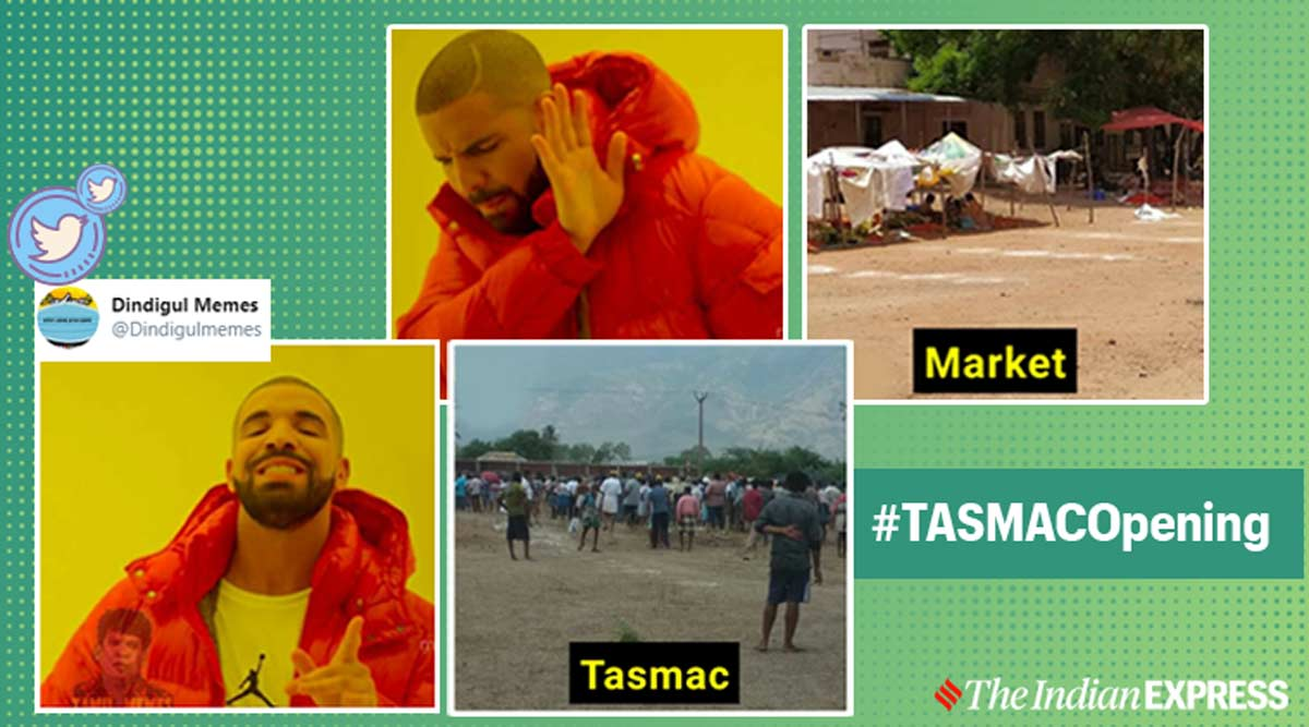 Memes And Jokes Flood Social Media After Tasmac Shops Open To Long