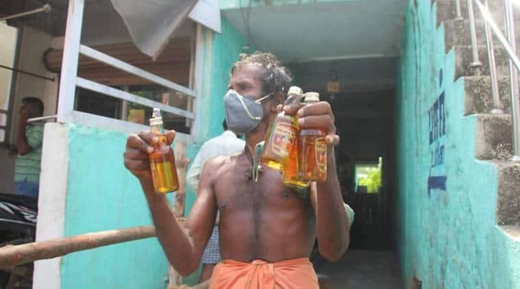 TASMAC, Tamil Nadu State Marketing Corporation Limited (Tasmac), Tamil Nadu liquor shops, Tamil nadu covid cases, India lockdown, Tamil nadu restrictions, TN coronavirus cases rising, Tamil Nadu news, Indian express