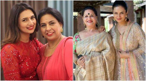 divyanka tripathi on Mother's day