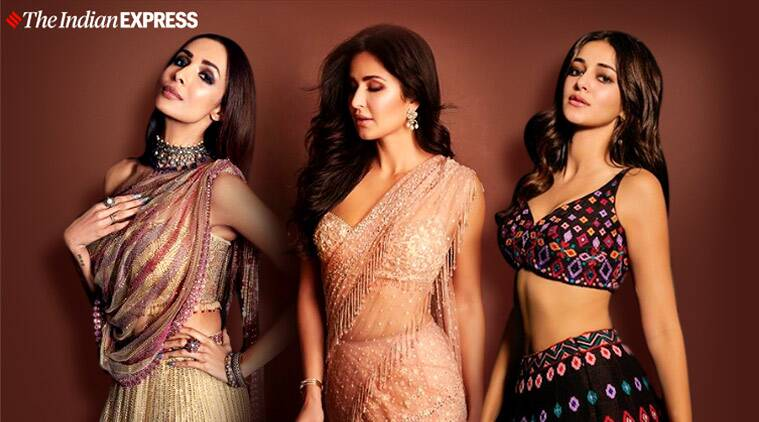 Tarun Tahiliani Katrina Kaif Shraddha Kapoor Malaika Arora Kriti Sanon photos latest bollywood indian express news