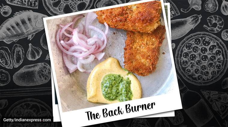 fish fry, basa fish, fish recipe, crumb-fried fish, indianexpress, the back burner column, indianexpress.com