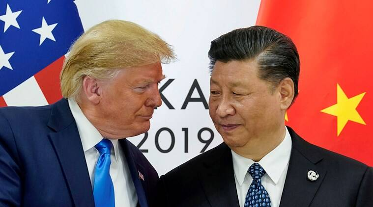 Trump Xi meeting, Donald Trump Xi Jinping, Xi Jinping, Donald Trump, Donald Trump on coronavirus, US to donate ventilators, coronavirus China, world news, Indian Express