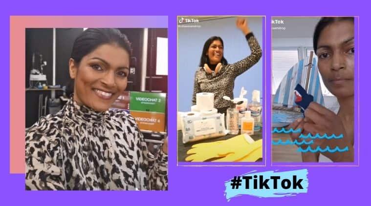 Ulla Essendrop, TikTok, Ulla Essendrop TikTok videos, TikTok videos, Trending news, Indian Express news