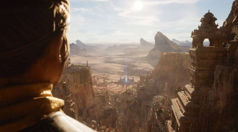 Epic Games on Unreal Engine 5: 'We are chasing photorealism' - The Indian Express