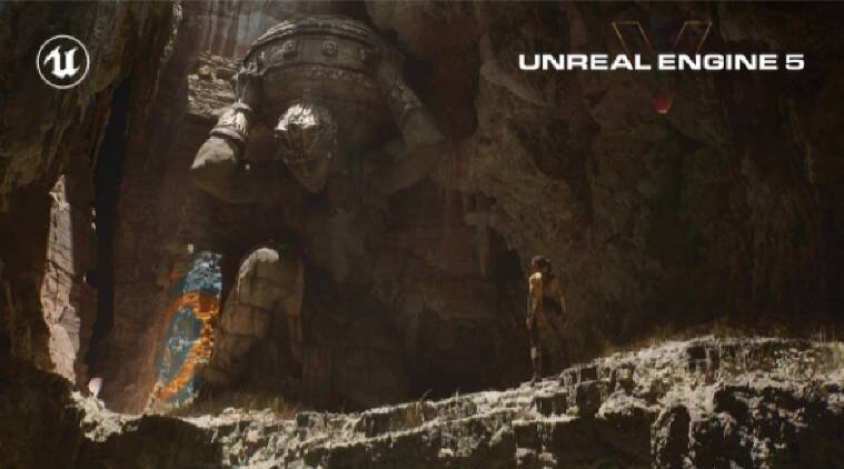 Unreal Engine 5 Revealed Here S What It Brings To The Table For Developers And Gamers Technology News The Indian Express