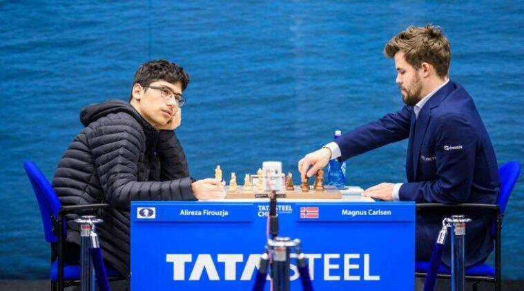 Alireza Firouzja, chess master Alireza Firouzja, Alireza Firouzja vs Magnus Carlsen, Iran's chess star Alireza Firouzja, 16-year-old Alireza Firouzja