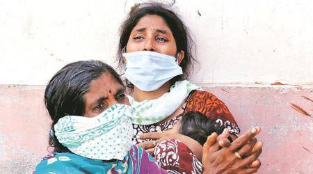 Visakhapatnam gas leak, LG Polymers, Death toll, Andhra Pradesh news, Indian express news