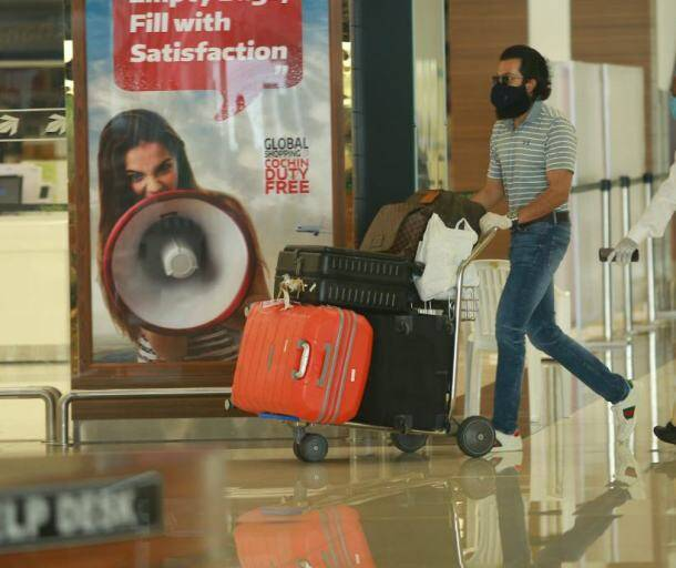 prithviraj returns from jordan