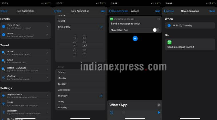 WhatsApp, How to schedule WhatsApp messages, Send WhatsApp messages later, WhatsApp message scheduler, Schedule WhatsApp messages