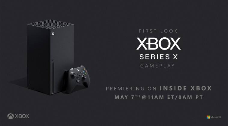 Microsoft To Reveal Xbox Series X Games On May 7 Technology News The Indian Express