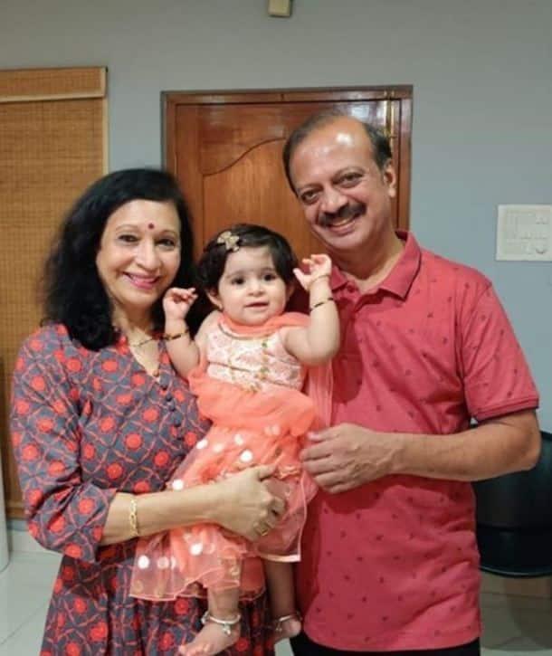yash daughter ayra photos