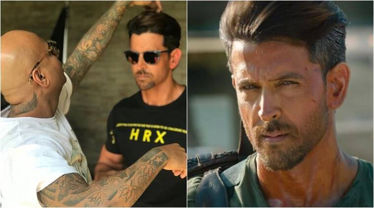 Bollywood hairstylist Aalim Hakim reveals how he convinced Hrithik Roshan to sport short hair in War