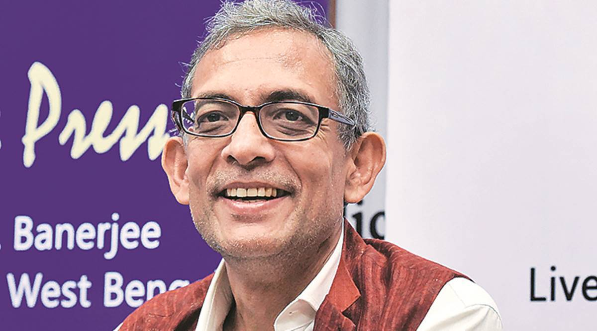Economist Abhijit Banerjee supports giving money to Durga puja committees by Bengal govt