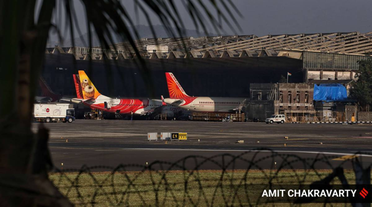 Domestic Flights To Resume Full Text Of Aviation Ministry Guidelines Business News The Indian Express
