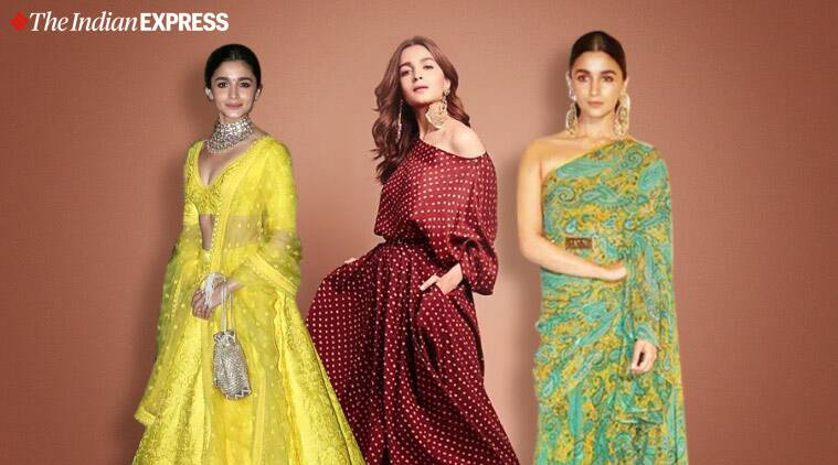 Every time Alia Bhatt stole the show in Sabyasachi outfits