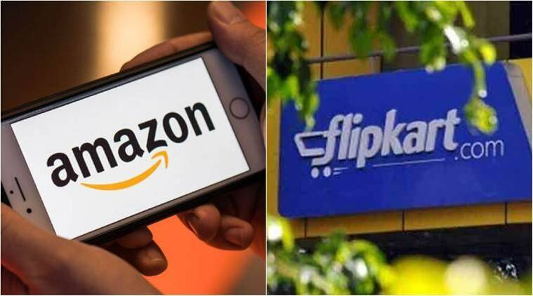 Amazon, Flipkart, Amazon delivery, Flipkart delivery, Amazon non-essential goods, Flipkart non-essential goods, Amazon mobile phone, Flipkart mobile phone, buy smartphone, buy laptop, Flipkart Orange zone delivery, Amazon Orange zone delivery