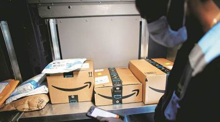 Amazon, Amazon plastic use, Amazon single-use plastic, Amazon packaging, indian express