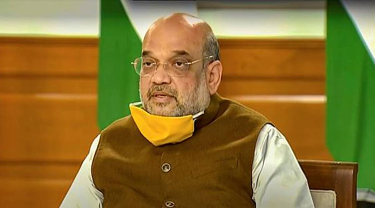Amit Shah health update: Home Minister admitted to Delhi AIIMS again - The Indian Express