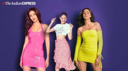 Ananya panday photos, Ananya panday latest photos HD, Ananya panday movies bollywood, Ananya panday fashion photos, indian express