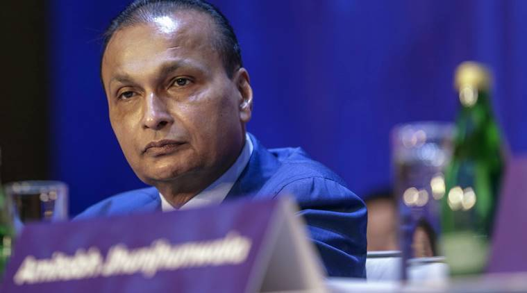 Anil Ambani ordered to pay 0 million in dispute with Chinese banks