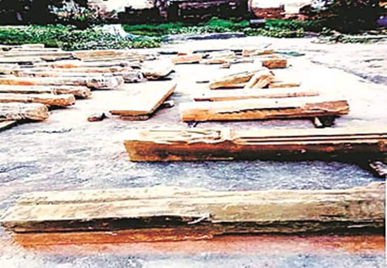 Ramjanmabhoomi, Ayodhya Ram temple, Ayodhya Ramjanmabhoomi, Ramjanmabhoomi Ayodhya, India news, Indian Express