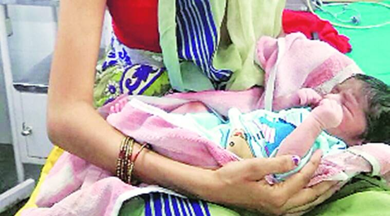 About to board Shramik train, woman goes into labour, gives birth to a boy
