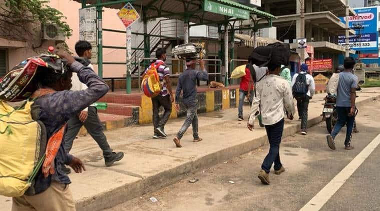 Bengaluru: Swaraj Abhiyan activists booked after distributing food to migrants