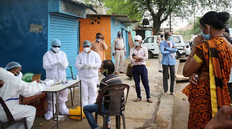 coronavirus ujjain cases, coronavirus deaths, coronavirus death rate, coronavirus case mortality, covid 19 update, indian express