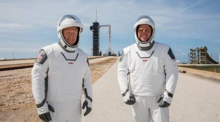 Meet the two NASA astronauts from SpaceX Demo-2 mission