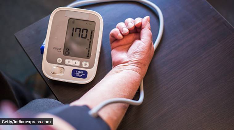 high blood pressure, covid 19