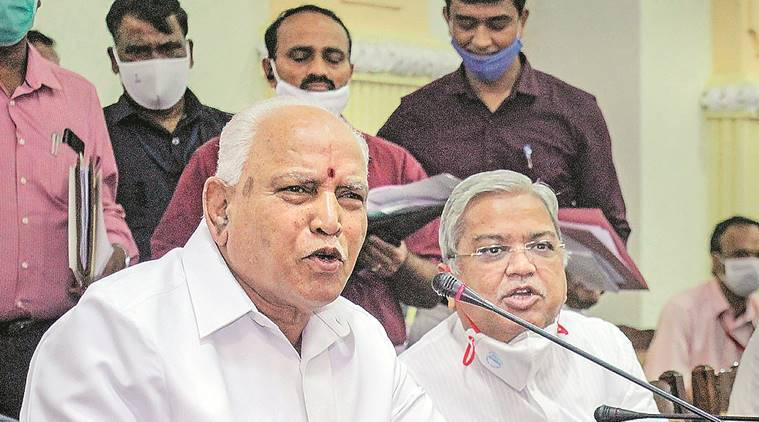 Workers to drivers, barbers and dhobis: BSY's Rs 1,600-crore package