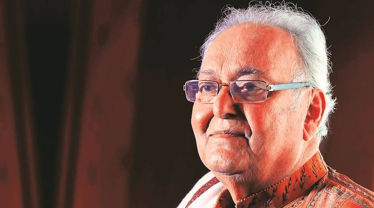 Soumitra Chatterjee, Soumitra Chatterjee interview, Soumitra Chatterjee Indian Express, Soumitra Chatterjee on Satyajit Ray, Eye 2020, Sunday Eye, Indian Express, Indian Express news