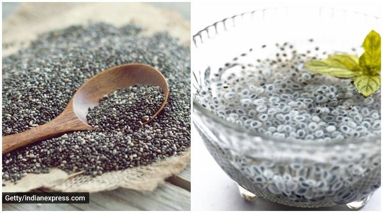 Chia vs sabja seeds: Here's the difference