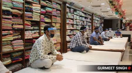 Ludhiana: Shops reopen with strict rules, discounts