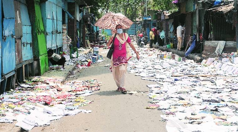 At Kolkata's battered College Street: 'Cyclone snatched even books from us'