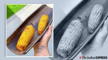 vineet bhatia recipes, easy recipes, lockdown cooking, indianexpress.com, indianexpress, spicy corn, bhutta, bhutta spices,