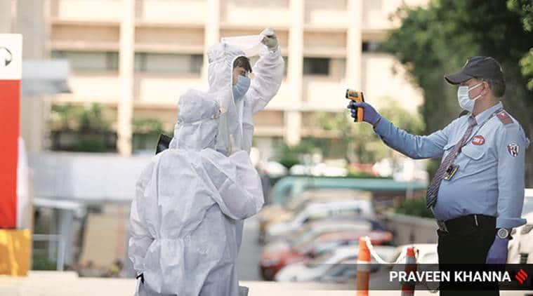 Pune coronavirus cases, covid 19 patients, corona test, pune news, Indian express news