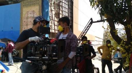 resuming shoot, sony pictures india