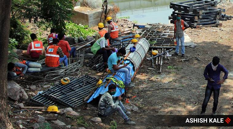 Don't want work or dues, just send us home: Metro workers in Bengaluru