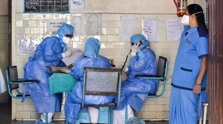coronavirus, coronavirus in maharashtra, covid 19 in maharashtra, kerala nurses, coronavirus cases in maharashtra, coronavirus deaths in maharashtra, indian express news