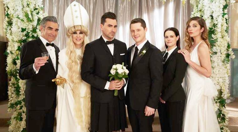Schitt's Creek bows out with a bang
