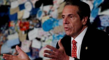 Violent protests allow Trump to tweet about looting rather than murder by police officer: Cuomo