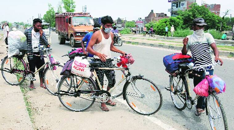 In Punjab's bicycle hub, units start slow ride to recovery