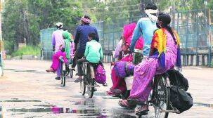 Cycles becoming sought after mode of transport gives makers hope