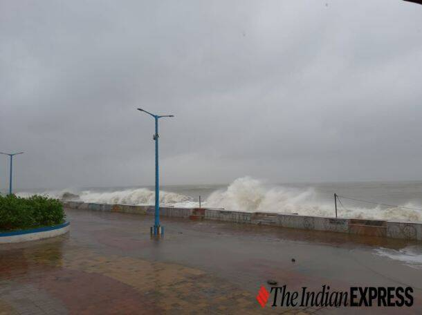cyclone amphan, cyclone amphan pictures, cyclone amphan landfall, super cyclone amphan, bengal cyclone, odisha cyclone, cyclone amphan west bengal, cyclone amphan odisha, cyclone amphan rains, cyclone amphan oisha, cyclone amphan west bengal, cyclone amphan kolkata, cyclone cyclone amphan latest news