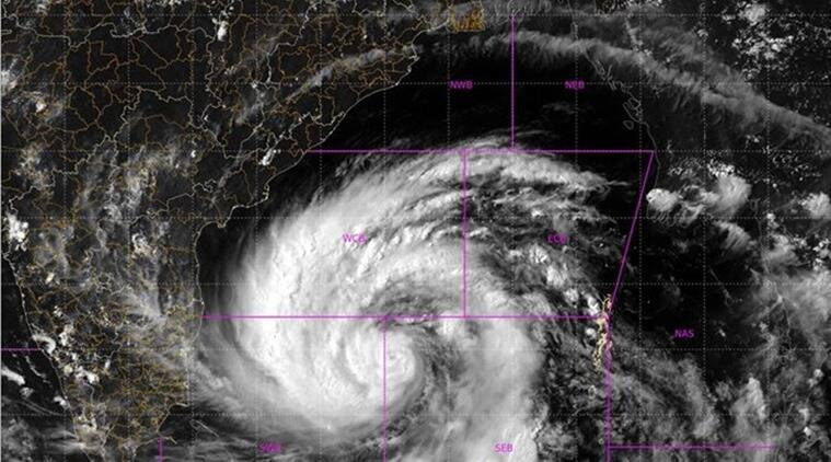 Amphan only the second super cyclone in Bay of Bengal since 1999